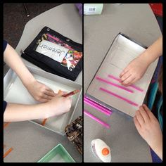 The kids have been working hard to create ramps to make their cars go certain distances. To reinforce what we have been investigating we di...