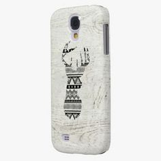 It's cute! This Retro Aztec Deer Head Black White Vintage Wood Samsung Galaxy S4 Covers is completely customizable and ready to be personalized or purchased as is. Click and check it out!