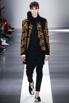 Ann Demeulemeester | Spring 2015 Menswear Collection