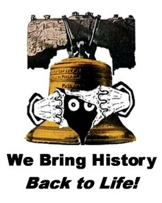 We Bring History Back to Life!