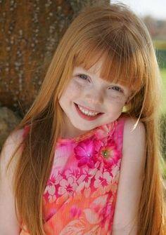 Beautiful Little Girls, Beautiful Redhead, Beautiful Children, Beautiful Babies, Redheads Freckles, Freckles Girl, Little Girl Models, Child Models, Brooke Smith