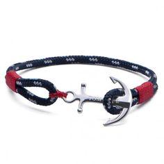 Bracelet Tom Hope, Atlantic Red