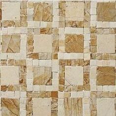 Rustic Stone Mosaics - Tilestone-mosaic : The Tile Gallery : Palette App : Simply Powerful