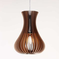 Lilou Sculptural Pendant Small now featured on Fab.
