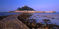 St Michael's Mount Cornwall England | Heritage attrations with St Michaels Hotel and Spa Falmouth Cornwall
