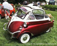 BMW Isetta - www.VintageMicrocar.com