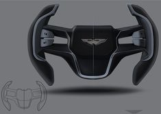 Steering wheel on Behance Car Interior Sketch, Car Interior Design, Car Design Sketch, Interior Concept, Automotive Design, Diy Go Kart, Armored Truck, Lux Cars, Car Gadgets