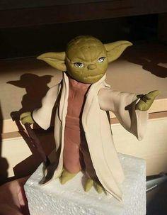 Marzipan Yoda