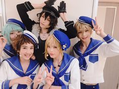 Stage Play, Amazing Cosplay, Ensemble Stars, Actors, Anime Love, Cosplay Costumes, Musicals, Idol, Cute