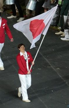 Saori Yoshida, Japan ... 2012 Olympics