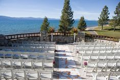 Edgewood Tahoe - Lake Tahoe Wedding Venue on the shores of Lake Tahoe Wedding Wishes, Our Wedding, Destination Wedding, Wedding Planning, Dream Wedding, Wedding Stuff, Wedding Dreams, Wedding Things, Wedding Bells