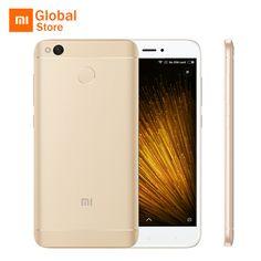 "Original Xiaomi Redmi 4X 2GB 16GB 4 X Mobile Phone Snapdragon 435 Octa Core 5.0"" 13.0MP 4100mAh FDD LTE 4G MIUI 8 Fingerprint ID other Brand Name:xiaomi Shipping: US $6.32  #Xiaomi #popular #mobile #phones #useful"