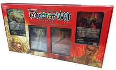 Amazon.com: Force of Will TCG Alice Cluster Starter Deck: Toys & Games