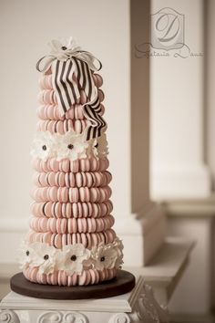 Cofetaria Dana; Gobble Up one of These Wedding Cakes - Cofetaria Dana