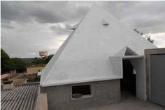 Sri Seetharamanjaneya Pyramid Meditation Center year of construction : 2012 size : 20ft x 20ft (roof top) | capacity : 35 persons type of structure : RCC timing : enquire, open for public use contact : P Hanumantha reddy  mobile : +91 81061 39481  address : Peddanalur, Jammalamadugu (mandal)