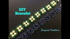 Quick and Easy beaded bracelet