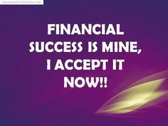 30 Successful Affirmations for Money22