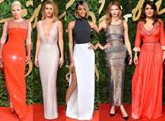 2015 British Fashion Awards: Check Out All the Red Carpet Arrivals & See the Winners List! | E! Online Mobile