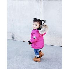 Canada Goose' Lamb Snowsuit - Infant Girls' Arctic Dusk, 6-12M
