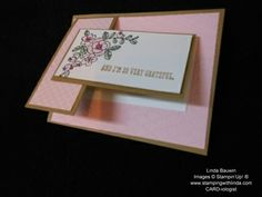 Creative Fold Card-Very Grateful Stamp Set
