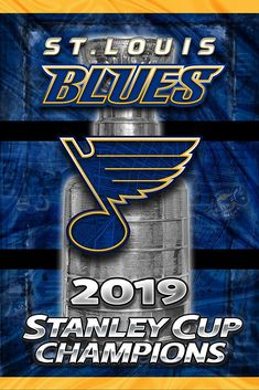 Louis Blues 2019 Stanley Cup Championship NHL Hockey Poster, Blues Hockey Print - The top trends to try in 2019 Hockey Posters, Flyers Hockey, Hockey Logos, Ice Hockey Teams, Sports Teams, St Louis Blues Logo, Hockey Outfits, Golden Knights Hockey, Hockey Girlfriend