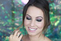 Tutorial de Maquiagem Noite   Festa, Casamento, Madrinhas   Juliana Goes