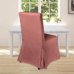 IKEA Henriksdal Dining Chair Cover, Blush Pink Velvet   affordable, designer, custom, handmade, trendy, fashionable, locally made, high quality Ikea Dining Chair, Dining Chair Covers, Pink Velvet, Slipcovers, Floor Chair, Blush Pink, Luxury, Handmade, Furniture