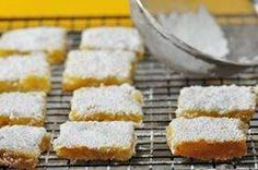 Lemon Bars Recipe & Video - Joyofbaking.com *Video Recipe*