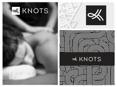 This is the logo I made for a company called KNOTS. I used this Board as a mood board to come up with the direction of the logo