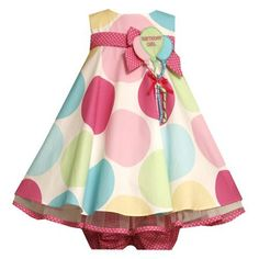 b0455932a9f Shop for Birthday Dress - Girls by Bonnie Jean at ShopStyle.