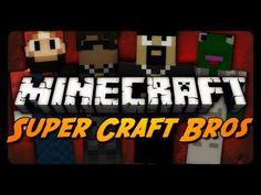 Minecraft: ULTIMATE SUPER CRAFT BROS. w/ AntVenom & Friends!