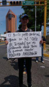 EL MENSAJE AL DICTADOR DESDE MARACAY - http://wp.me/p7GFvM-HTY