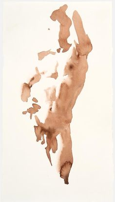 Rocks, Paper, Memory: Wendy Artin's Watercolor Paintings of ...
