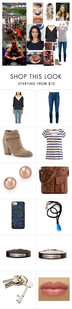 """""""Girls Night Out"""" by mkat99 ❤ liked on Polyvore featuring Smythe, Frame, Sole Society, Velvet, Bloomingdale's, Mix No. 6, FOSSIL, CB2 and Kane"""