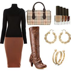 """""""Fall Fashion"""" by disasterballet on Polyvore"""