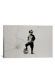 Banksy Copyrights Are For Losers Print