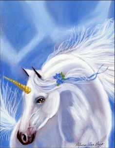 Dream Unicorn - Patricia Ann Rizzo