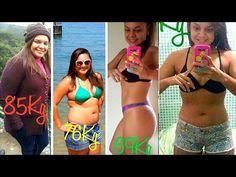 Polyana Rodrigues: EMAGRECER RAPIDO! Como perder peso em Casa Não Con...