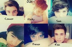 The O2L guys!!..Can u add me to this bored..I love both of them...and p.s ur soo pretty @ℓαυяα яαмιяєz
