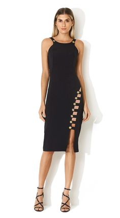 Evening Outfits, Evening Dresses, Business Wear, Dresses For Work, Formal Dresses, Fabric Manipulation, Casual Tops, All Black, Ideias Fashion