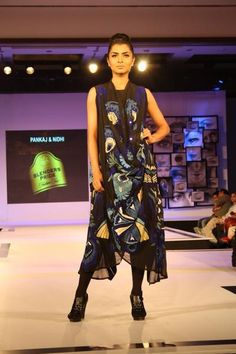 Timeless and treasured from Pankaj and Nidhi. It promises to be a perennial favourite in your wardrobe.