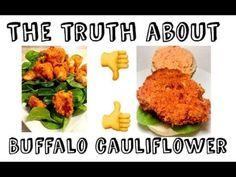 Buffalo Cauliflower (Vegan)