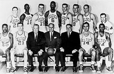 1962 Boston Celtics - NBA Champions