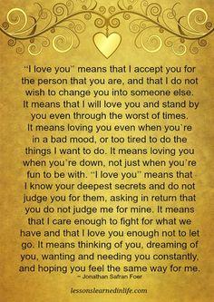 #amor verdadero