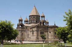 Etchmiadzin Cathedral - Armenia 365