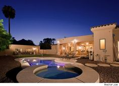 This Paradise Valley, Ariz. home fits the name nicely. See more photos http://aol.it/O0w42f