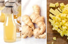 3 Practical + 3 Creative Culinary Uses for Ginger