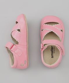 Pink Smaller Adele Mary Jane by See Kai Run on #zulily today!