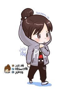 FanArt Taeyeon ☺️ thx. For nice pic