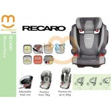 recaro carseat NZ is very comfort. Its unique passive recaro air circulation system. Also have safety for the headrest that can be continuously adjusted in depth ensures a safe sleeping.